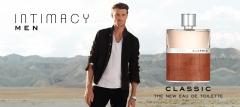 British actor David Frampton Intimacy Men Classic fragrance