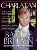 British actor model David Frampton cover Charlatan mag