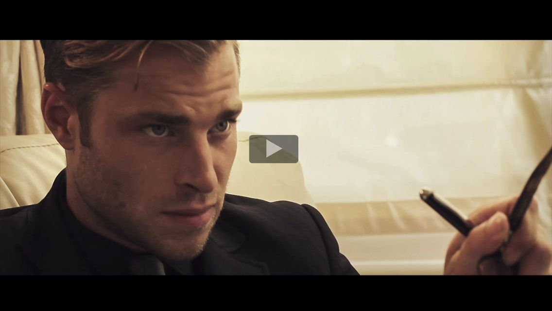 British actor David Frampton Showreel 2011 - 2013