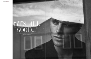 its all good featuring british actor david frampton