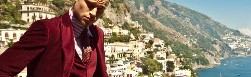 positano david frampton shoots elle men china photographed by li qi