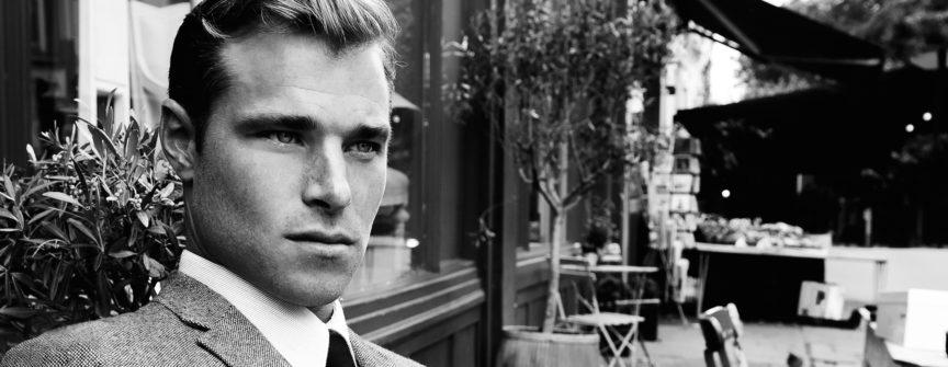 british actor david frampton shoots for playboy magazine