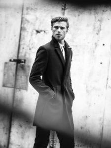 british actor david frampton by dominic nicholls